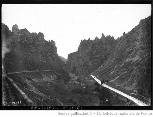 Desfiladero de Pancorbo 1959